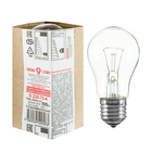 Filament lamp B, E27, 230 - 235, 75 watts