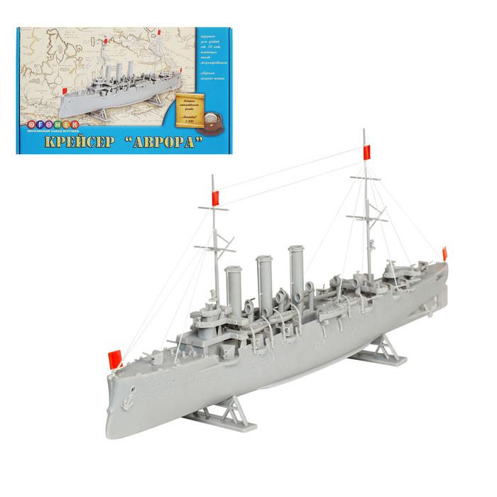 Сборная модель «Крейсер «Аврора»