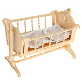 Мебель для кукол «Колыбель. Коллекция»