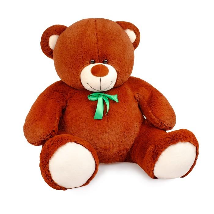 Мягкая игрушка «Мишка Кузя», 120 см, цвет коричневый