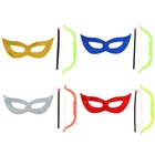 Набор «Стрелок», 2 предмета: маска, лук, цвета МИКС