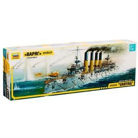 Сборная модель «Крейсер «Варяг»