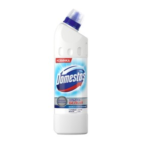 Toilet Cleaner Domestos Ultra White, 500 ml.