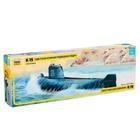 """Сборная модель """"Советская атомная подводная лодка К-19"""""""