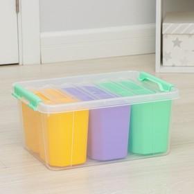"""Ящик для игрушек 15 л """"Профи. KIDS"""""""