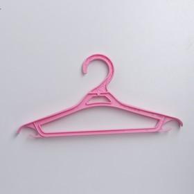 Вешалка-плечики, размер 36-38, цвет МИКС Ош