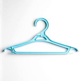 Вешалка-плечики для одежды, размер 36-38, цвет МИКС - фото 3130942