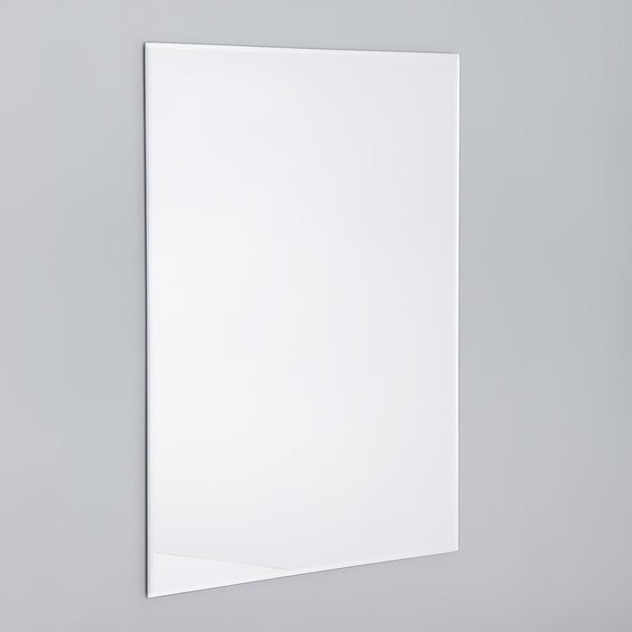 Зеркало в ванную комнату Ассоona, 60×45 см, A629