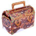 Складная коробка «Сундук сокровищ», 22 х 16 х 12 см