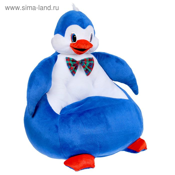 """Мягкая игрушка """"Кресло Пингвин"""""""