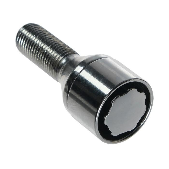 Secrets on the wheels of a car, a bolt 12x1.25, 2 keys.