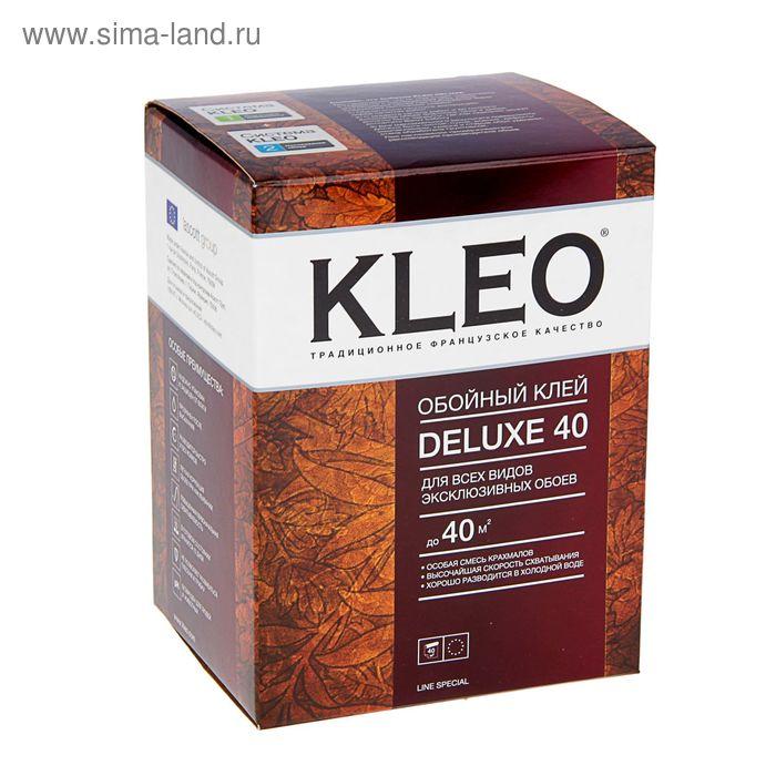 Клей для эксклюзивных обоев Kleo Deluxe 40, сыпучий, 350 гр