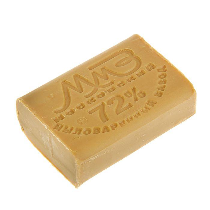 Мыло хозяйственное ГОСТ-30266-95 72 %, 180 г