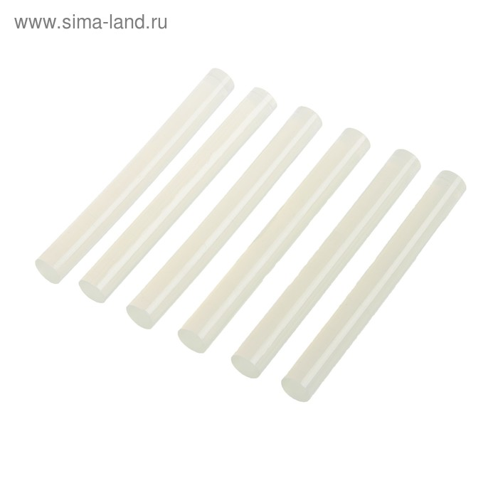 "Стержни клеевые ""TUNDRA basic"" D 11 х 100 мм, 6 шт."