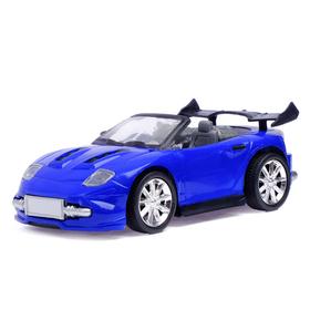 Машина инерционная «Спорт-Кабрио», цвета МИКС