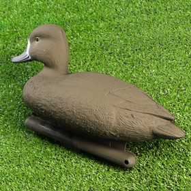 "Figure decoy ""Duck marine"" duck"
