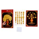 "Feng Shui painting ""Money tree of prosperity"""