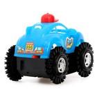Машина-перевёртыш «Джип», работает от батареек, цвета МИКС - фото 106524734