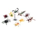 """Set of animals """"Insects"""", 10 figures, MIXED"""