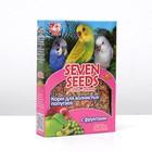 Корм Seven Seeds Special для волнистых попугаев, с фруктами, 400 г