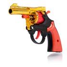 """Пистолет """"Стрелок"""", стреляет 8-ми зарядными пистонами, цвета МИКС"""
