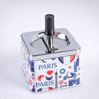"Ashtray smokeless ""Paris"","