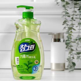 Средство для мытья посуды Chamgreen pump с вытяжкой из зеленого чая, 960 мл