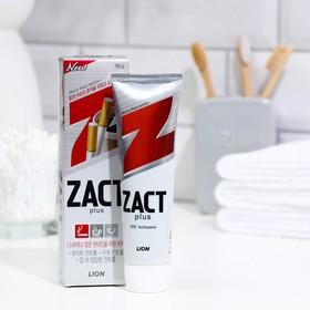 Зубная паста  Zact Lion отбеливающая, 150 г
