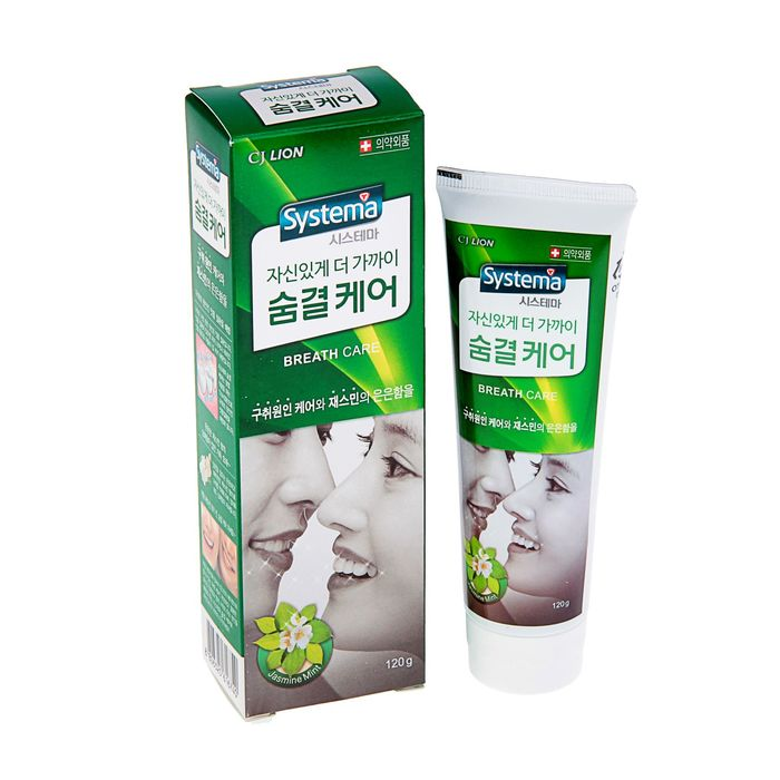 Dentor Systema Toothpaste Breathing, 120 g.