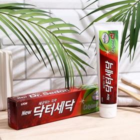 Зубная паста Dr. Sedoc Original, 140 г