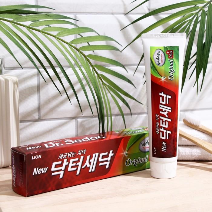 Dr. Toothpaste Sedoc Original, 140 g.