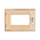 Окно, двойное полированное польское стекло, 300 х 400 мм