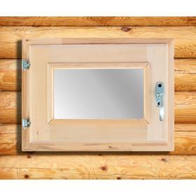 Окно, 30×40см, двойное стекло, из липы