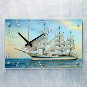 Wall clock, series: Sea,