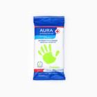Влажные салфетки Aura, антибактериальные, 20 шт.