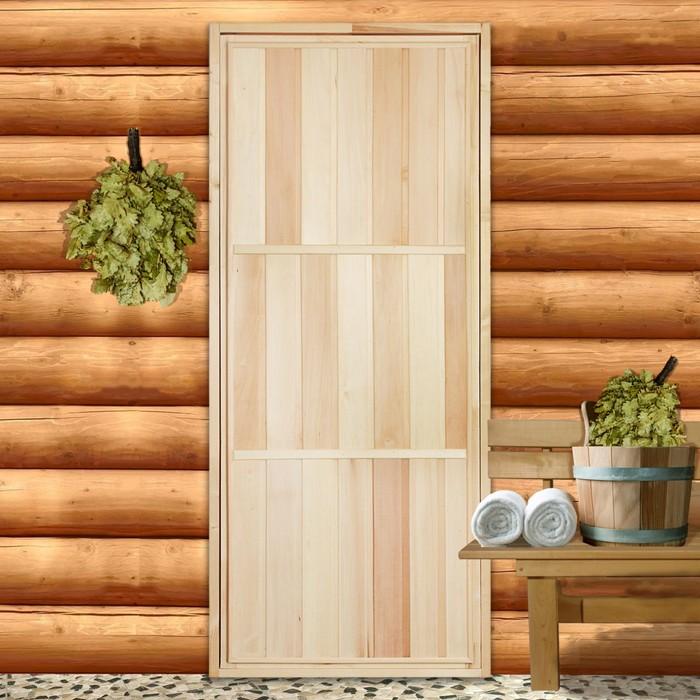 Дверь для бани, 170×70см