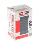 Саморезы по металлу TECH-KREP, ШСММ, 3.5х9.5 мм, острый, 400 шт.