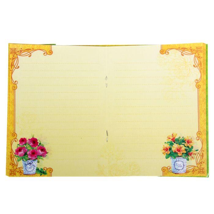 """Подарочный набор """"Самой лучшей бабушке на свете"""": блокнот-открытка, А6,32 листа и ручка - фото 366910069"""