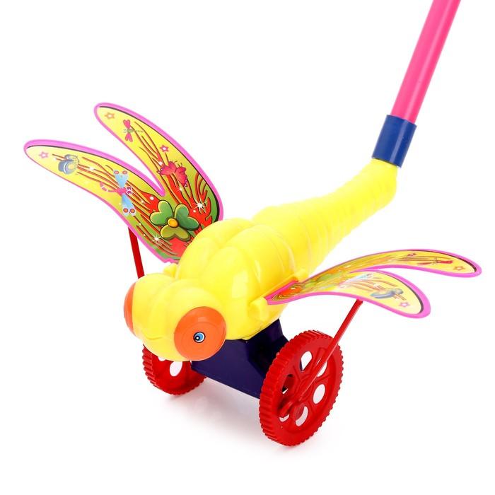 "Slug on a stick ""Strawberry"", handle length 40 cm, MIX"