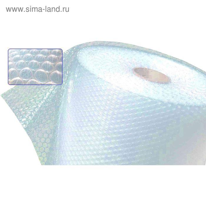 Пленка воздушно-пузырьковая 1,2 х 85 м, 2-х слойная, рулон
