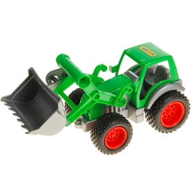 Трактор-погрузчик «Фермер-техник»