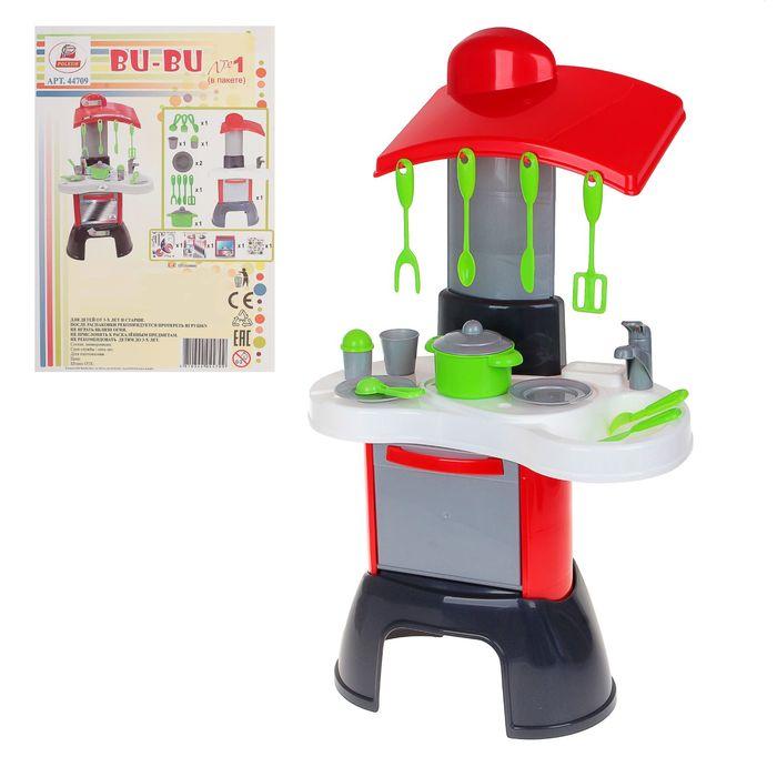 Кухня с аксессуарами BU-BU №1