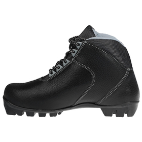 Spine Next 27 boots, leather, NNN mount, size 37.