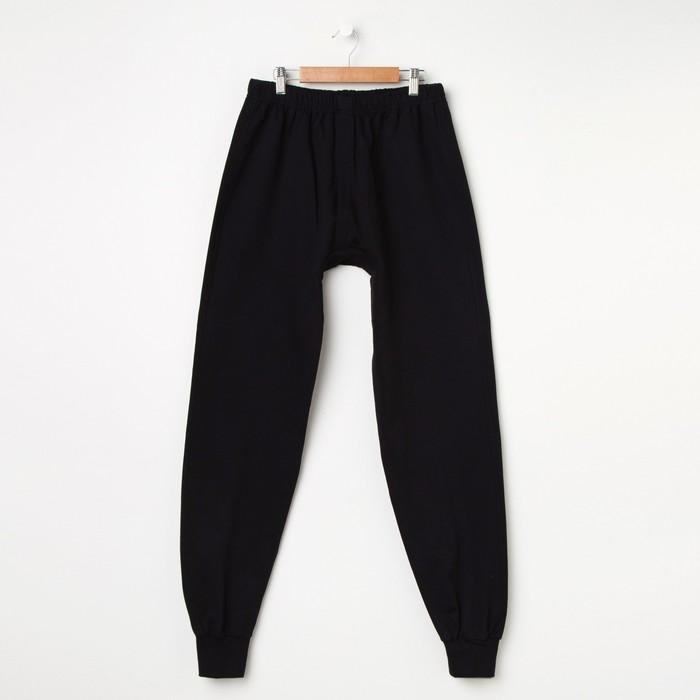 Men's underpants, black, size 48
