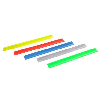 Браслет светоотрожающий 30 см, цвета МИКС