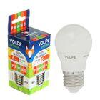 Лампа светодиодная Volpe, Е27, 6 Вт, свет тёплый белый