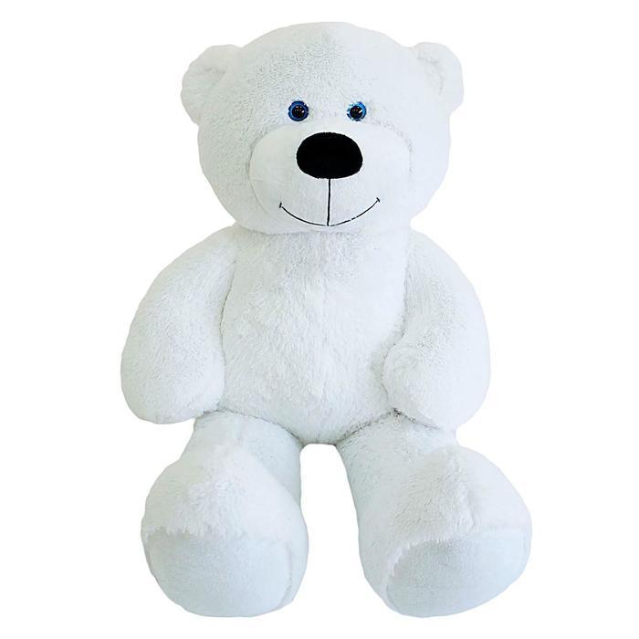 """Мягкая игрушка """"Мишка Барни"""", цвет белый, 105 см"""