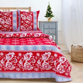"""Bedding """"Ethel"""" Duo Tale (type 2) 143*215 cm - 2 pieces, 220*240cm, 70*70 cm -2 PCs, 100% cot., calico"""
