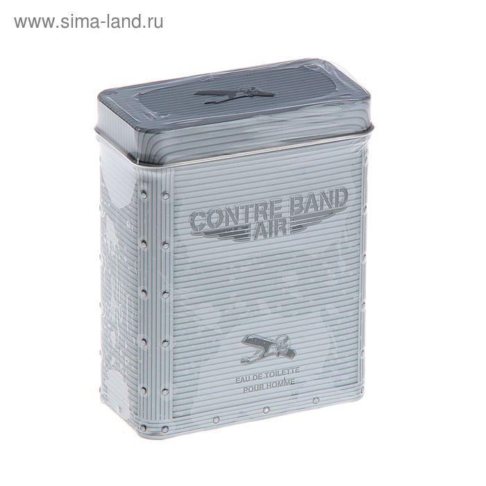 Туалетная вода мужская Contre Band Air, 80 ml