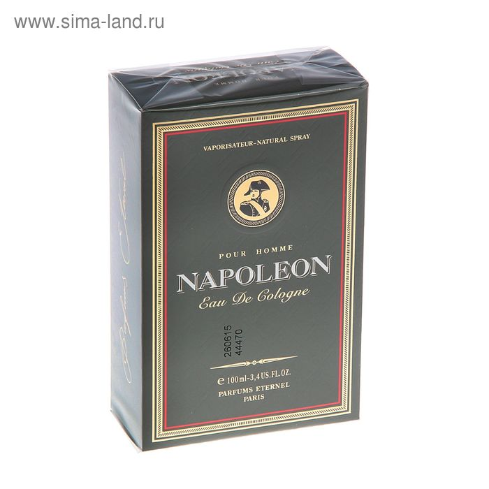 Одеколон мужской Napoleon, 100 мл